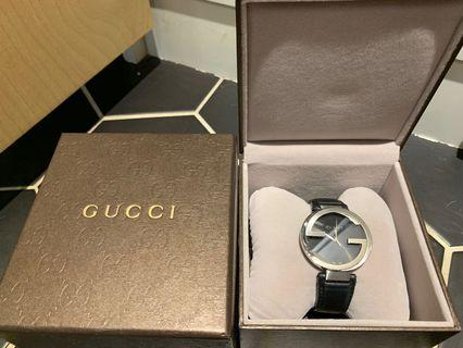 正品Gucci 全配手錶