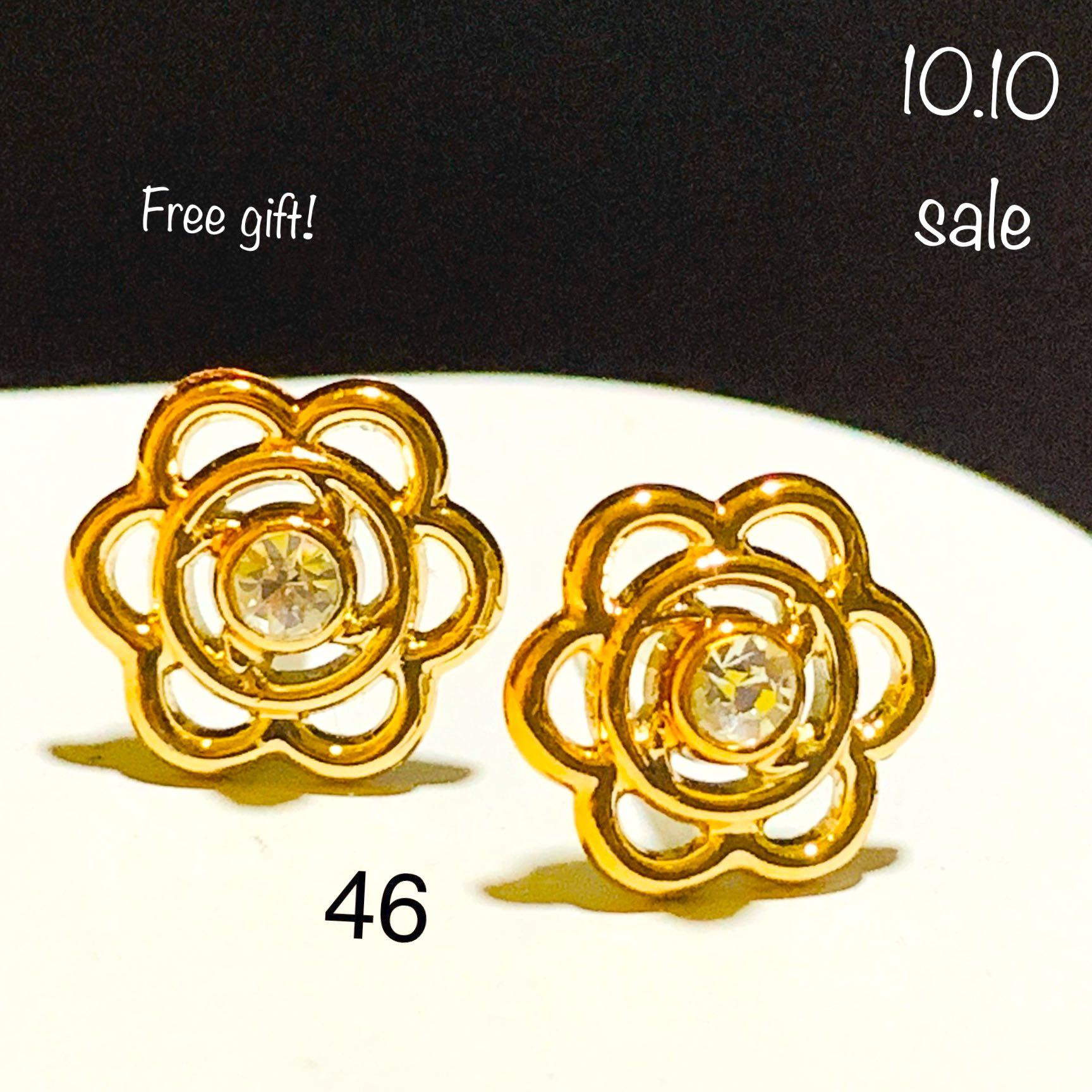 [1+1] Fashion Earrings