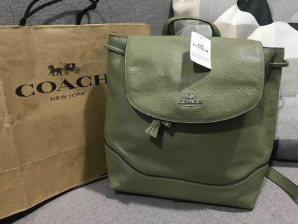 Coach Bagpack New with Tag