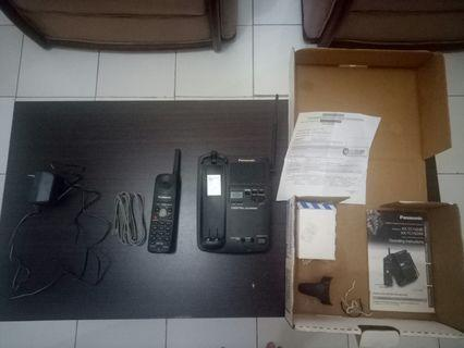 Panasonic wireless telephone