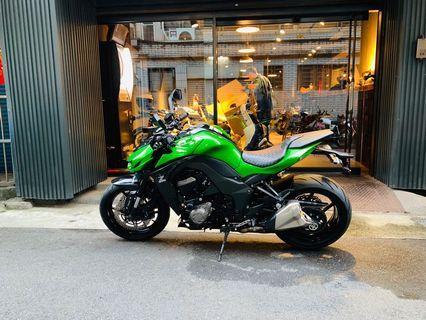 2015年 Kawasaki Z1000 ABS 四代 街車 四缸車 可接受車換車