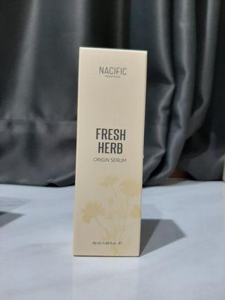 Nacific Fresh Herb Serum