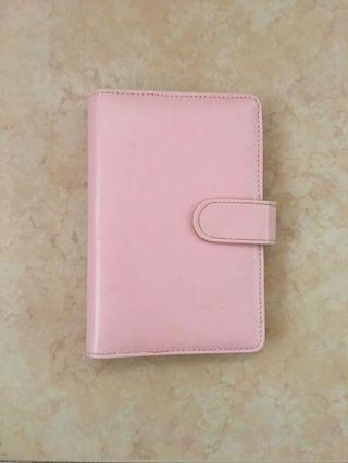 A5 Pink  Planner