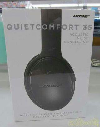 Bose QuietComfort 35 無線頭戴耳機