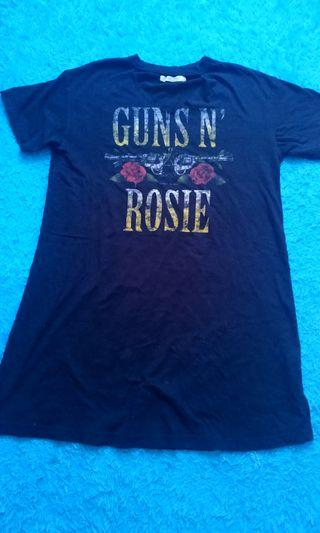 dress kaos Guns & rose's