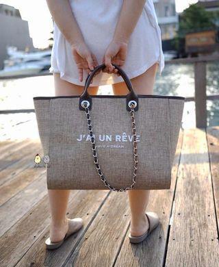 Brand Korea Chanel look a like