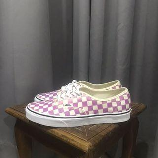 Vans Authentic Thermochrome Checkered