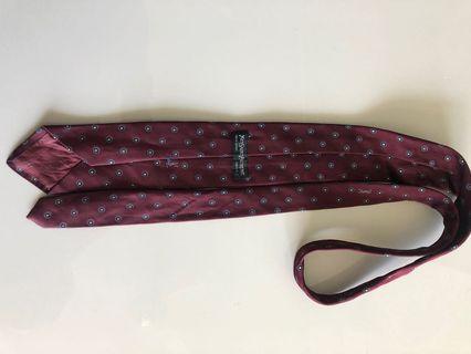 Yves Saint Laurent necktie tie