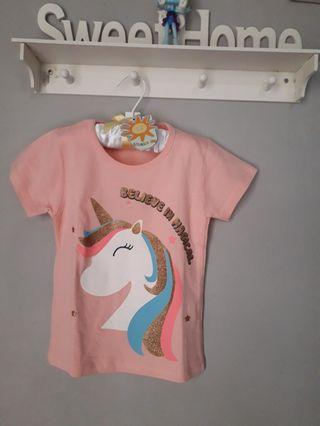 Kaos little M unicorn limited