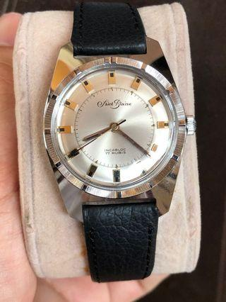 Vintage Handwind Swiss made watch
