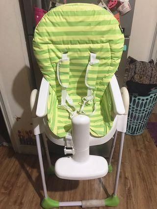 Baby Chair fleksible seat