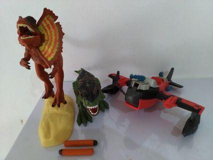 Toys Kingdom Chapmei Dino Borongan