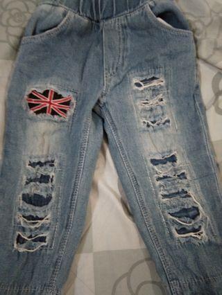 Celana Jeans Anak laki