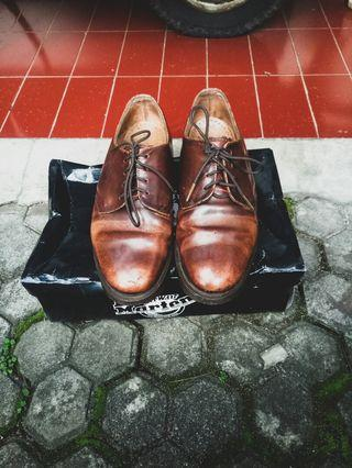 Dr Martens PW/Smiths MIE 4Eyelet RARE
