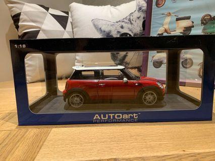 Mini收藏模型1:18