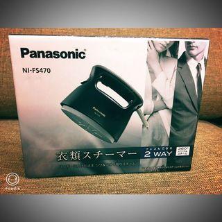 Panasonic NI-FS470 蒸氣熨斗(近全新)