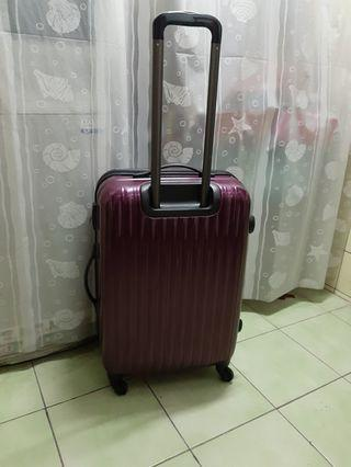 AMERICAN TOURISTER 24吋四輪行李箱samsonite設計