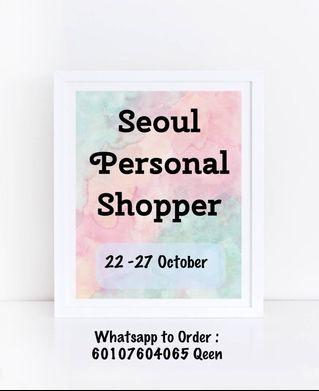 Kpop Personal Shopper