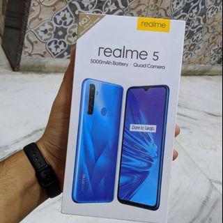 Realme 5 3GB Bisa Cash Kredit