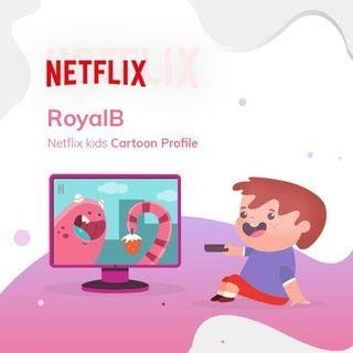Netflix KIDS Cartoon Movie