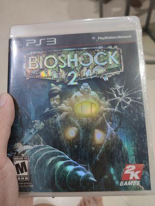 Ps3 Game Bioshock 2