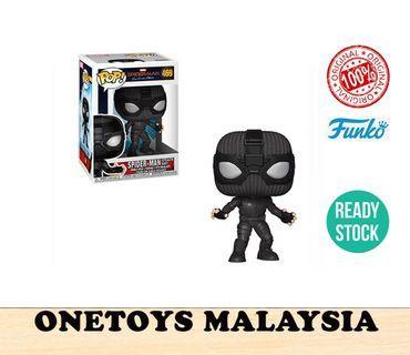 Funko Pop! Spider-Man: Far From Home Spider-Man Stealth Suit Pop! Vinyl Figure