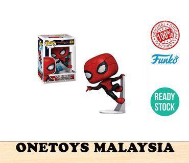 Funko Pop! Spider-Man: Far From Home Spider-Man Upgraded Suit Pop! Vinyl Figure