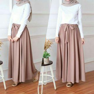 Rok Muslimah (Maxi Skirt)