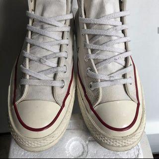 Converse 70s high white original