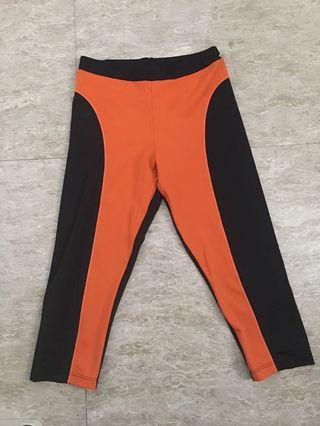 Celana senam wacoal celana gym, celana olahraga wanita