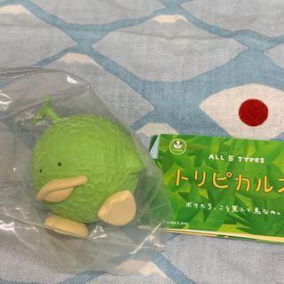 哈密瓜 水果鳥 扭蛋 轉蛋