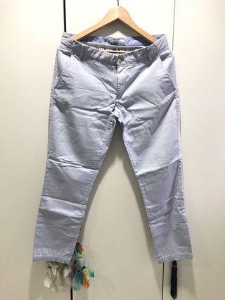 Zara Baby Blue Long Pants