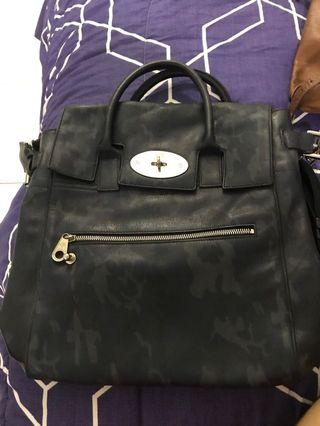 Authentic mulberry cara backpack
