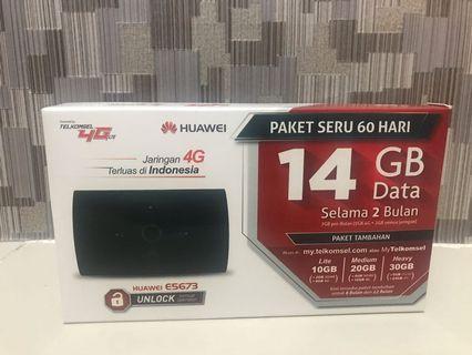 Mi-Fi Huawei Telkomsel