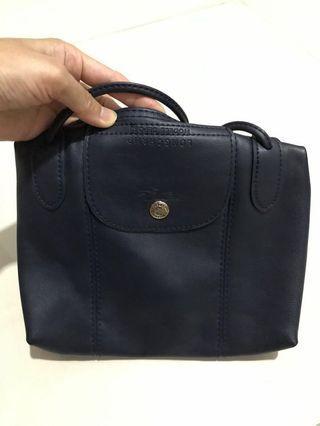 Navy Mini Sling Bag
