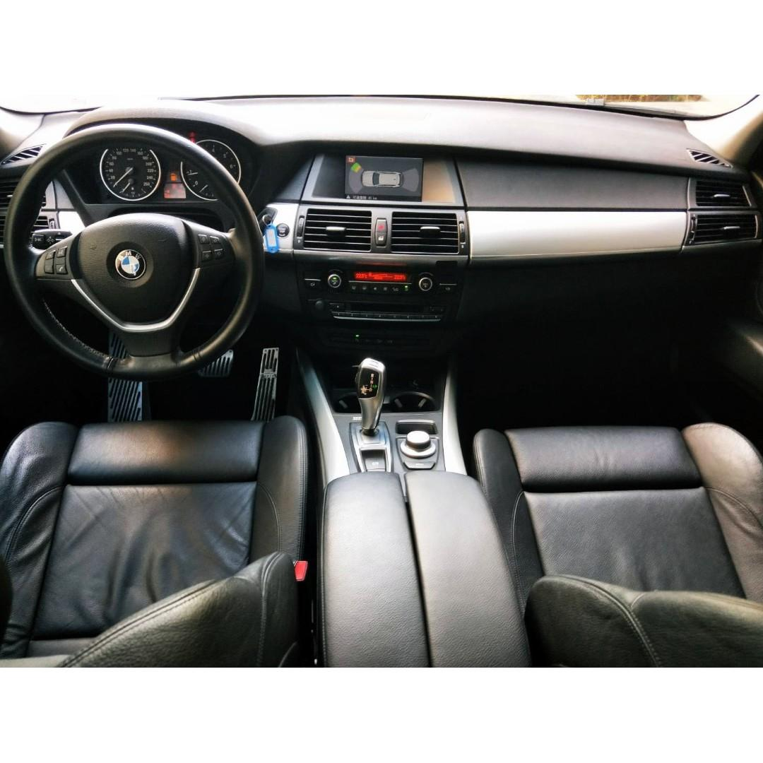 2009年 BMW X5 XDrive30i 頂級運動休旅車 跑8萬多公里 四輪傳動 頂級配備