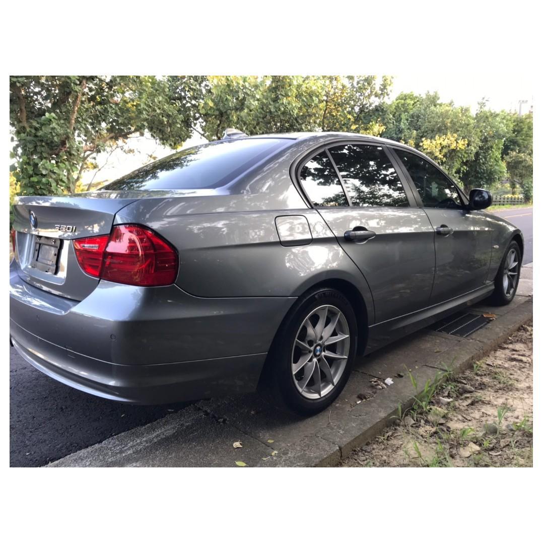 👉粉專搜尋:阿嶽嚴選中古車👈2010 BMW 鐵灰320i 便宜拋售