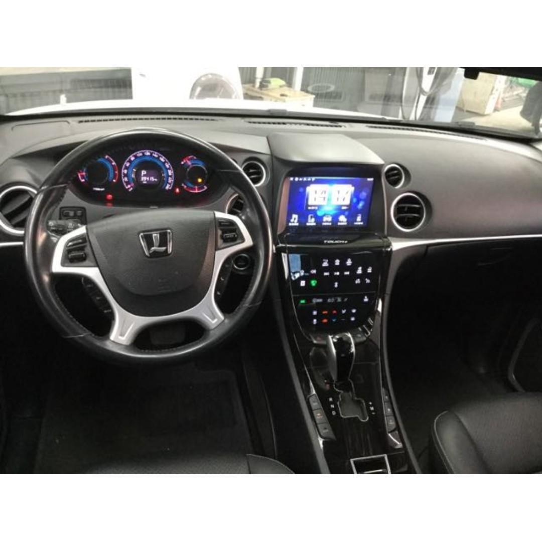 【精選超低里程優質車】2015年 LUXGEN U7 TURBO 2.2T 【經第三方認證】【車況立約保證】