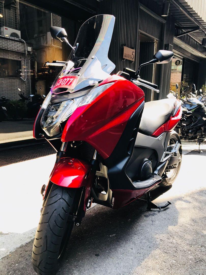 2016年 Honda NC750D ABS Integra 硬地瓜 台本 只跑四千公里 可分期 免頭款 歡迎車換車 網路評價最優 業界分期利息最低 網路評價最優 DCT 手自排 NC700D NM4