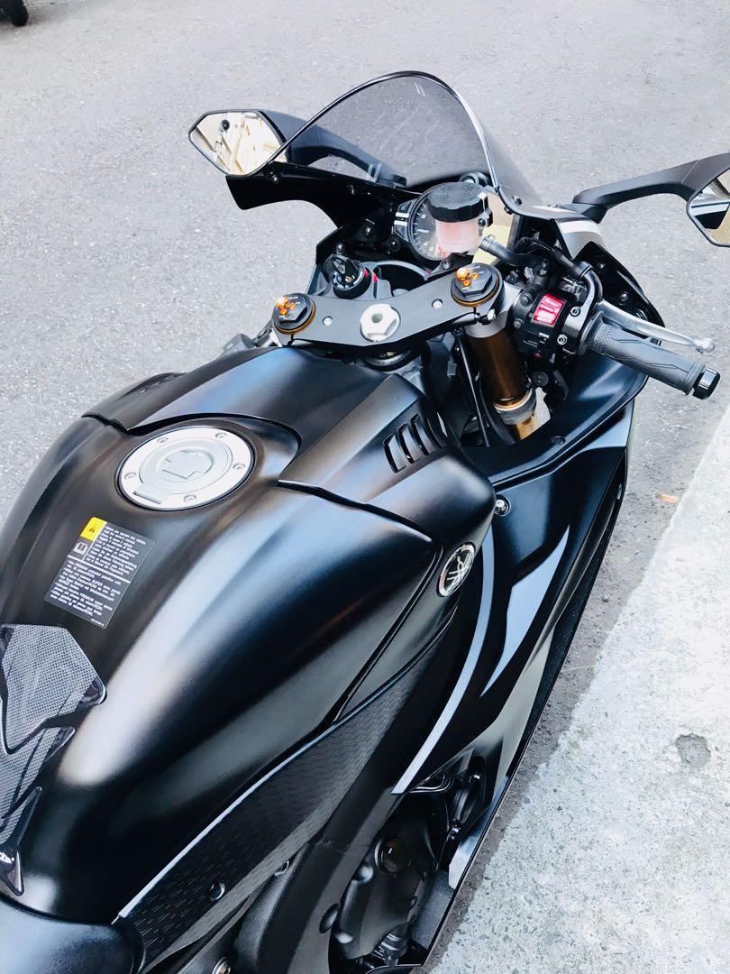 2019年 Yamaha YZF-R6 ABS TCS 模式可調 蠍子管 只跑三百公里 可分期 免頭款 歡迎車換車 網路評價最優 業界分期利息最低 仿賽 跑車 R1 CBR600RR 阿魯 尺6