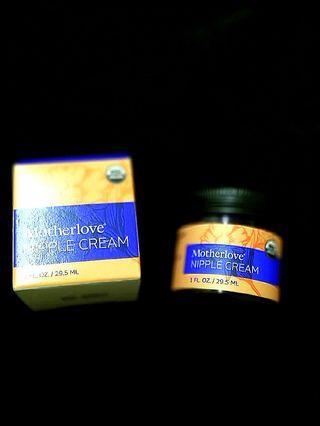 Organic Motherlove Nipple Cream #Letgo50
