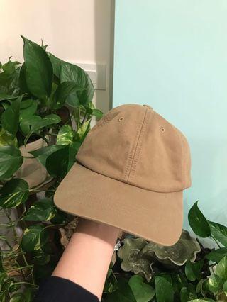 帽子 Uniqlo 卡其