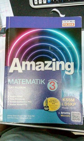 AMAZING PT3 MATEMATIK BM VERSION