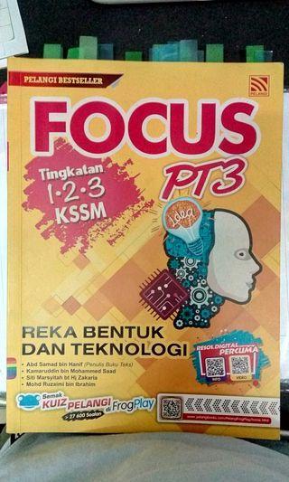 FOCUS KSSM PT3 RBT REVISION BOOK
