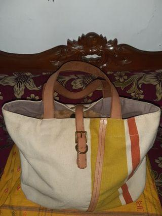 Fossil big totebag