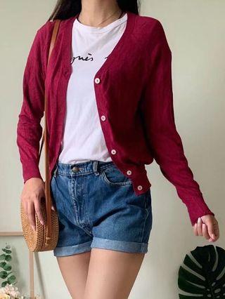 Women cardigan pants #1010