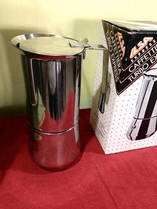 ILSA Turbo Expresso/ Coffee Maker. Made in Italy