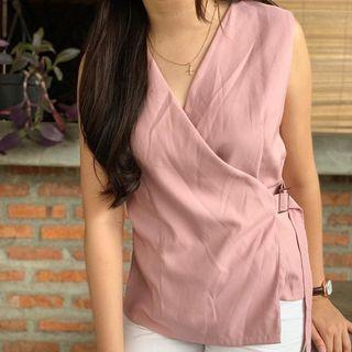 Pink romper / outer pink