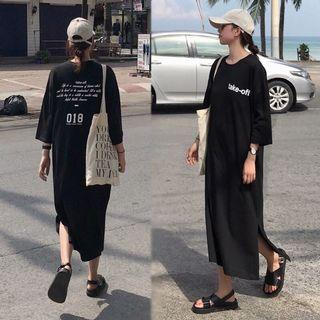 大尺碼洋裝👗長版上衣👕