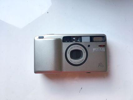 故障機 Ricoh R1s銀色 定焦 底片相機